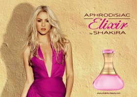 Shakira Aphrodisiac Elixir