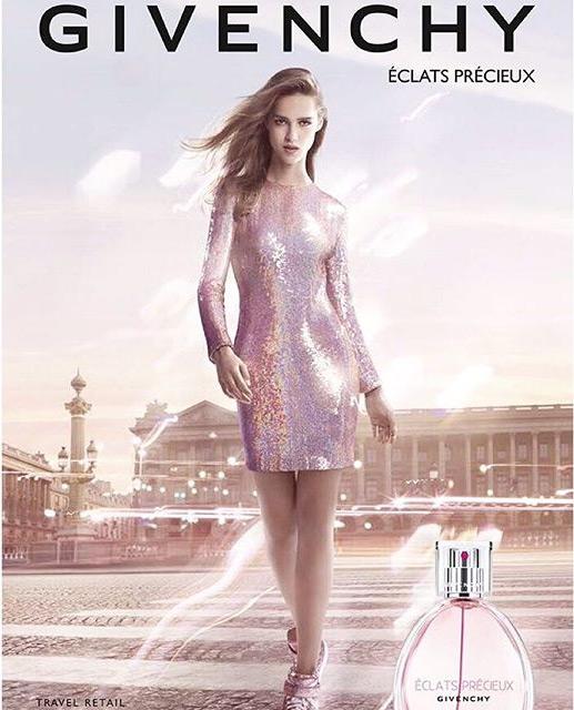 Givenchy Éclats Précieux Reclame