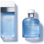 Dolce & Gabbana Light Blue Love in Capri en Light Blue Pour Homme Beauty of Capri