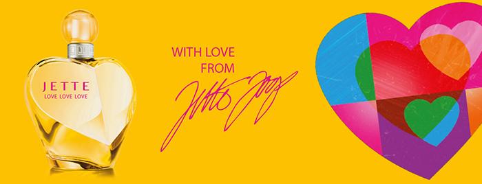 Jette Joop Jette Love Love Love
