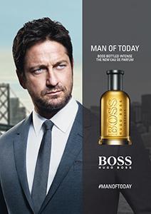 Hugo Boss Bottled Intense Eau de Parfum reclame